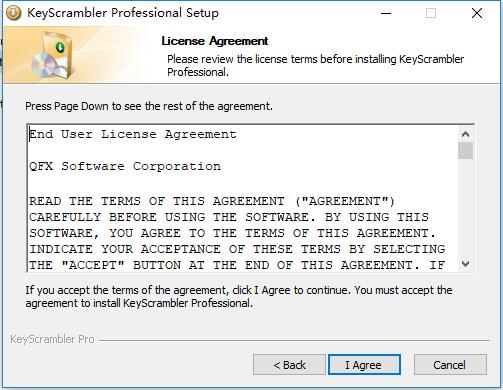 keyscrambler软件