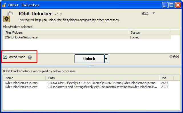 iobit unlocker64位