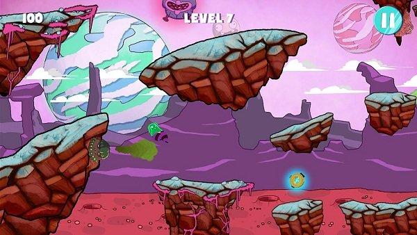小行星冒险游戏 v1.0 安卓版 1