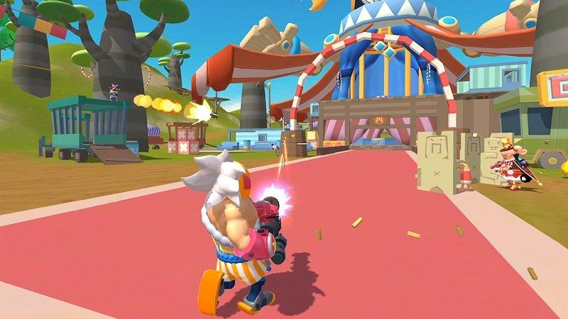 香肠派对游戏电脑版