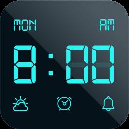 免费桌面时钟app