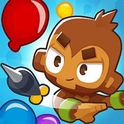 猴子塔防6无限猴币版