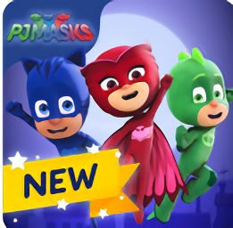 月光英雄内购破解版(pj masks moonlight)