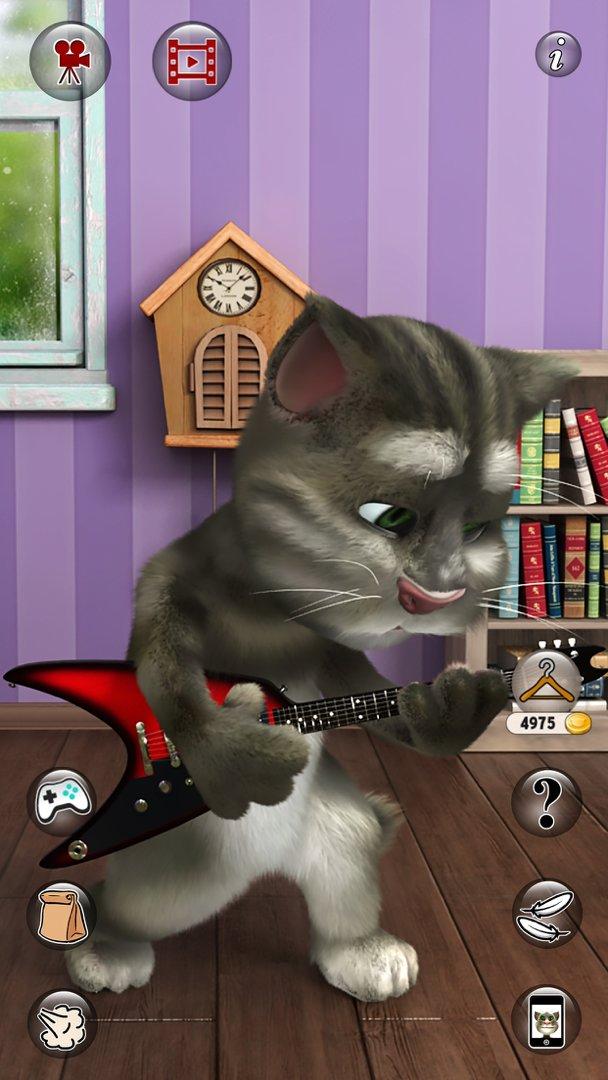 会说话的汤姆猫2无敌版 v5.3.2.18 安卓版 2