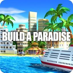 热带天堂小镇岛无限金币版