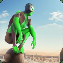 蜘蛛俠繩索英雄綠超人無限鈔票版