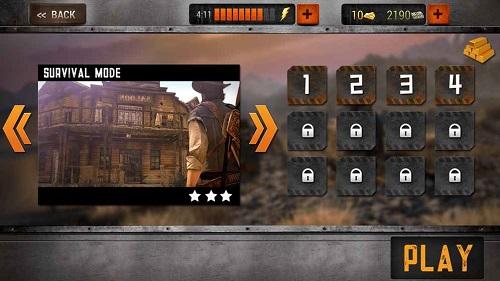 牛仔狩猎手机游戏最新版 v1.1.0 安卓版 1