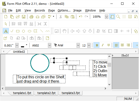 form pilot office v2.66 绿色版 1