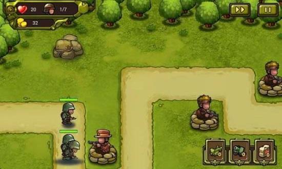 王国守卫战游戏 v1.0.7 安卓版 0