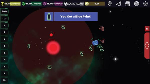 迷失在太空夺回战争游戏