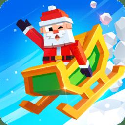 模拟滑雪手机游戏