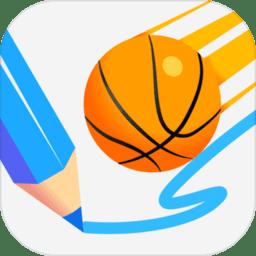 画线扣篮无限金币版(dunk line)