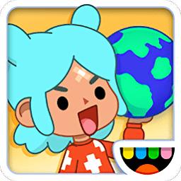 托卡生活世界中文破解版(toca world)