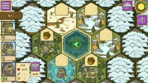 兽人探险队游戏