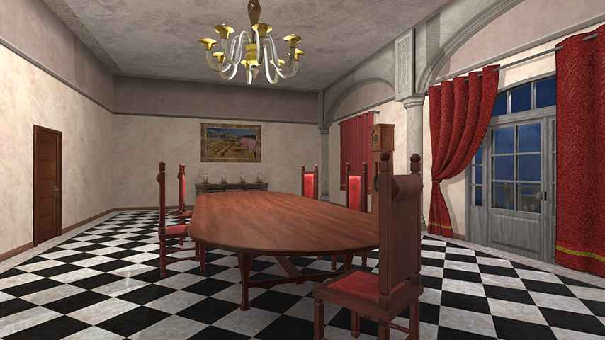 逃脱游戏黑之馆的杀人事件 v1.0.0 安卓版 2