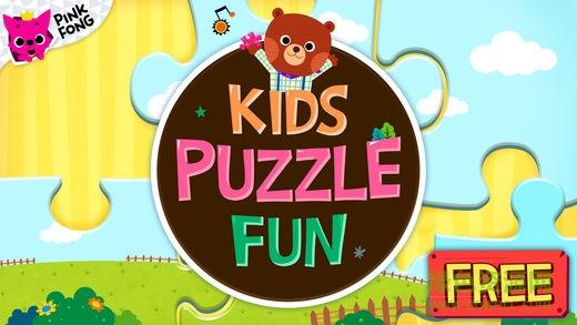 1 最新版  简单易玩 可爱的动物拼图孩子们喜欢 画报明亮和愉悦的色彩