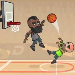 篮球战役无限金币版
