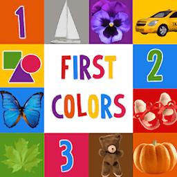 颜色初认识游戏