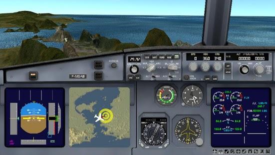 极限模拟飞行中文破解版 v3.2 安卓无限金币版 4