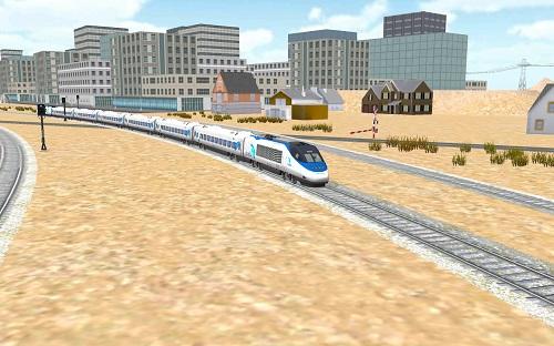 3d模拟火车最新版