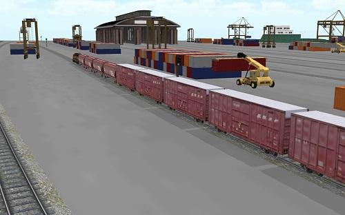 3d模拟火车完整版(trainsim) v4.1.9 安卓中文版2