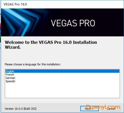 vegas pro16破解版