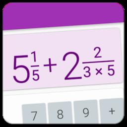 分数计算器(fractions)