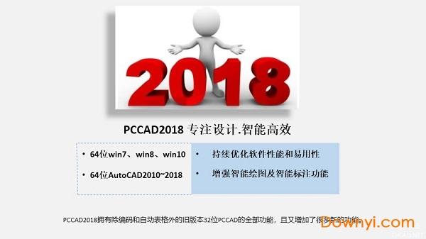 pccad2018破解版