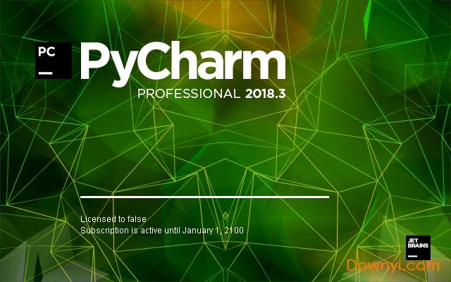 pycharm2018永久激活补丁 免费版 0