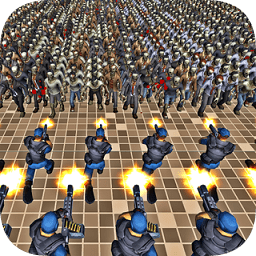 全面僵尸战争模拟器手机版