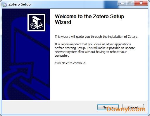zotero软件