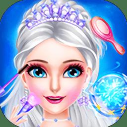 冰雪女王超级美妆手机游戏