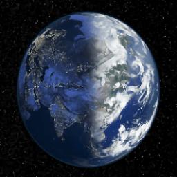 世界卫星地图手机版