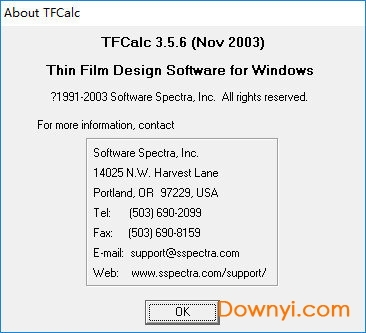 光学薄膜设计软件破解版 v3.5.6 免费版 0
