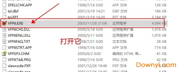 visual foxpro 6.0中文版