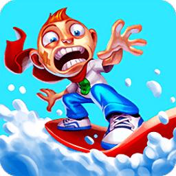 弗雷德滑雪无限金币无限钻石版