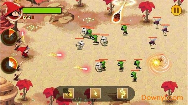 死战骑士团免付费内购版(hero barrier) v2.2.5 安卓版1