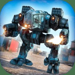 机器人生存保卫战争游戏