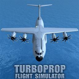 涡轮螺旋桨飞机模拟器中文破解版