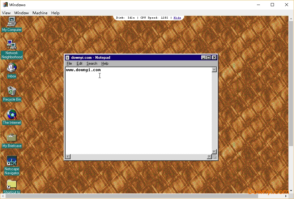 windows95简体中文版