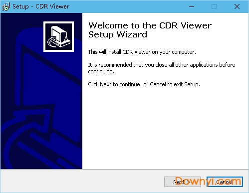 CDR文件查看器2020(CDR Viewer) v3.2.0 pc官方版 0