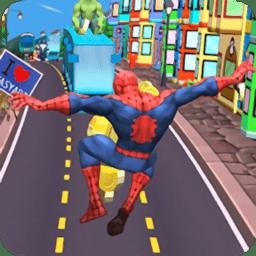蜘蛛侠跑酷手机版