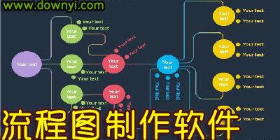 流程图制作软件visio_流程图制作软件下载_流程图制作工具