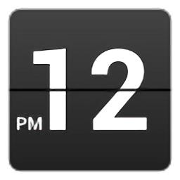 clock翻页时钟(retro clock)