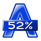 alcohol 52%(虚拟光驱)