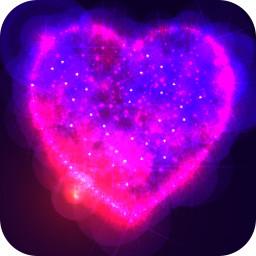 魔幻粒子浪漫表白神器