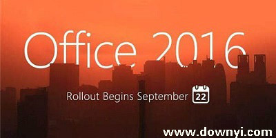 microsoft office 2016破解版_office2016官方下载 免费完整版