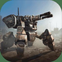 机甲军团时代内购破解版(mech legion age of robots)