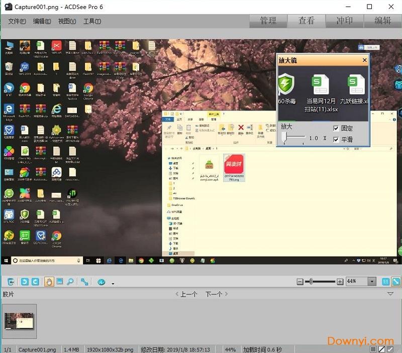 acdsee pro6软件 v6.1.197 中文直装版 0