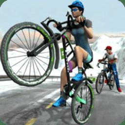 无畏的bmx骑手极限骑行2019游戏